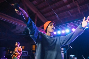 Photos: The Internet w/ inc. no world @ House of Vans Chicago